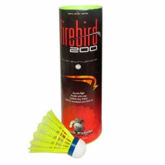 Black Knight Firebird 200 - Tube Of 6 - Yellow