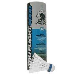Black Knight Truflight 4000 - Tube Of 6 - White