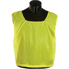 360 - Reversible Nylon Pinnie - Red/Yellow