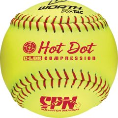 "Worth SPN 12"" Hot Dot"