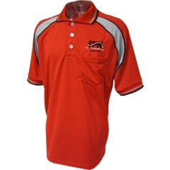 SPN Golf Umpire Shirt - Red Body