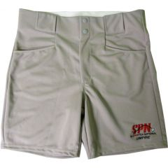 SPN Grey Umpire Short