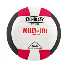 Tachikara Volley-Lite - scarlet/white/black