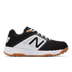 New Balance T3000BK4 Black/White 10.5D