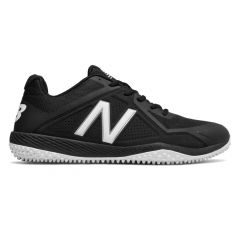 New Balance T4040BK4 Black/White 9 2E