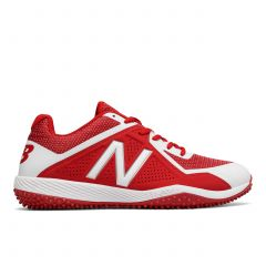 New Balance T4040TR4 Red/White 7D