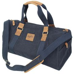 Rawlings Red Label Navy Canvas Duffle