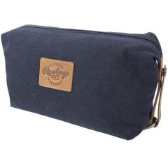 Rawlings Red Label Navy Canvas Travel Kit