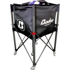 Baden Deluxe Volleyball Cart - Black