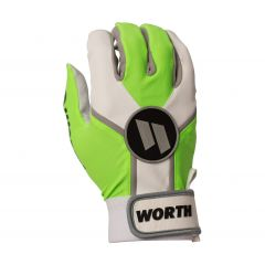 Worth Slo-Pitch Batting Gloves