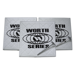 Worth Deluxe Bat Set - 3 Bases included