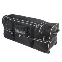 Diamond Deluxe Umpire Bag w/Wheels 33""