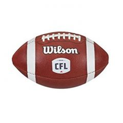 Wilson CFL Leather Football