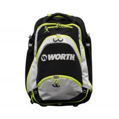 Worth XL Wheeled Backpack Yellow/Black