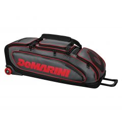 DeMarini Special Ops Wheeled Bag - Charcoal