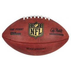 Wilson Official Leather NFL Football
