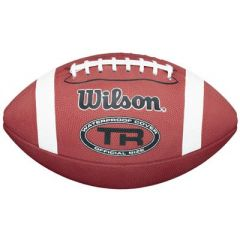 Wilson TR Waterproof Rubber Practice Football - Official size