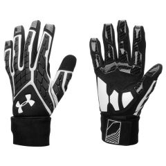 UA Combat Full Finger Lineman Gloves