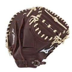 "Mizuno Franchise Series Baseball Catcher's Mitt  GXC90B3 33.5"" RHT"