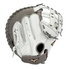 "Mizuno Prime Elite Fastpitch GPE-340F 34"" Fastpitch Softball Catchers Mitt"