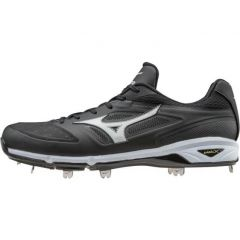 Mizuno Dominant IC Low Metal Baseball Cleats