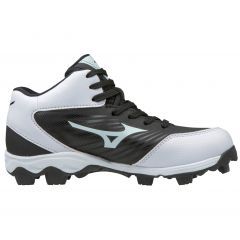 Mizuno 9-Spike Franchise 9 Mid Youth Molded Cleat