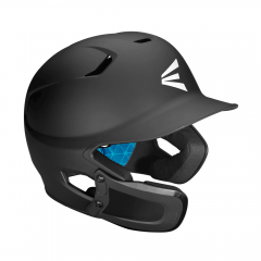 Easton Z5 2.0 Matte Solid Batting Helmet with Universal Jaw Guard-Senior