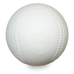 "Jugs Sting Free Seamed White 9"" Baseballs"