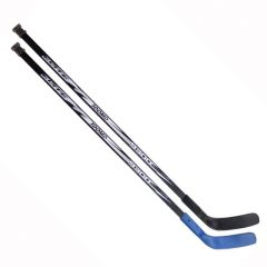 "Dom Sports 54"" Elite Floor Hockey Stick Black Shaft"