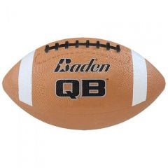 Baden QB Virtual Rubber Football - Pee Wee Size