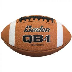Baden QB1 Composite Game Ball -  Junior Size