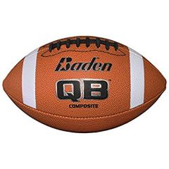 Baden Deuce Series Leather Game Ball - Junior Size
