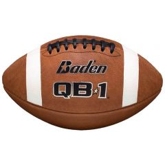 Baden QB1 Championship Deluxe Leather Football