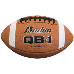 Baden QB1 Composite Game Football - Official Size