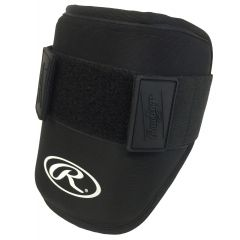 Rawlings Batter's Elbow Guard Black-Youth