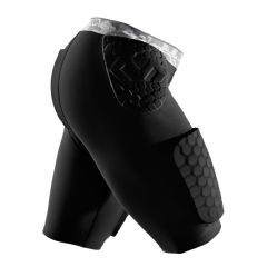 McDavid Hex Dual-Density Thudd Short