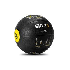 SKLZ Self Guided Medicine Ball 8 LBS