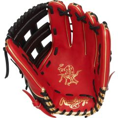 """Rawlings Heart of the Hide PRO3319-6SB 12.75"""" (May 2021 Gold Glove Club)"""