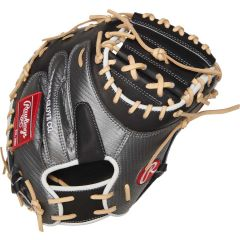 "Rawlings Heart of the Hide Hyper Shell PROCM41BCF 34"" Catchers Mitt"