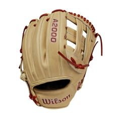"Wilson A2000 PP05 Copper/Blonde 11.5"" Baseball Glove"