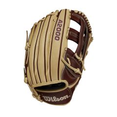 "Wilson A2000 1799 Blonde/Walnut 12.75"" Baseball Glove"