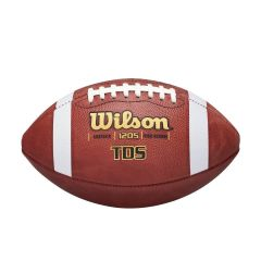 Wilson TDS Leather Football