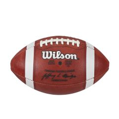 Wilson Official Leather CFL Football
