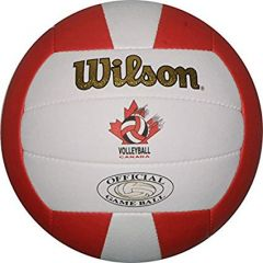 Wilson Volleyball Canada Gold Official Beach Game Ball