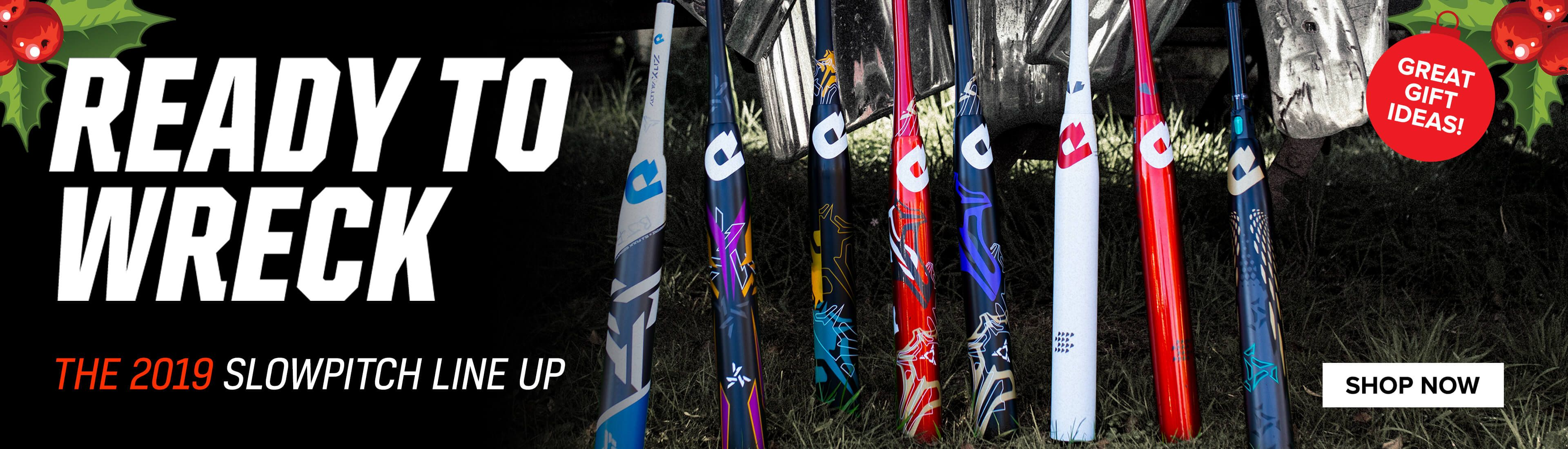 DeMarini 2019 Slowpitch Bats | Kahunaverse Sports