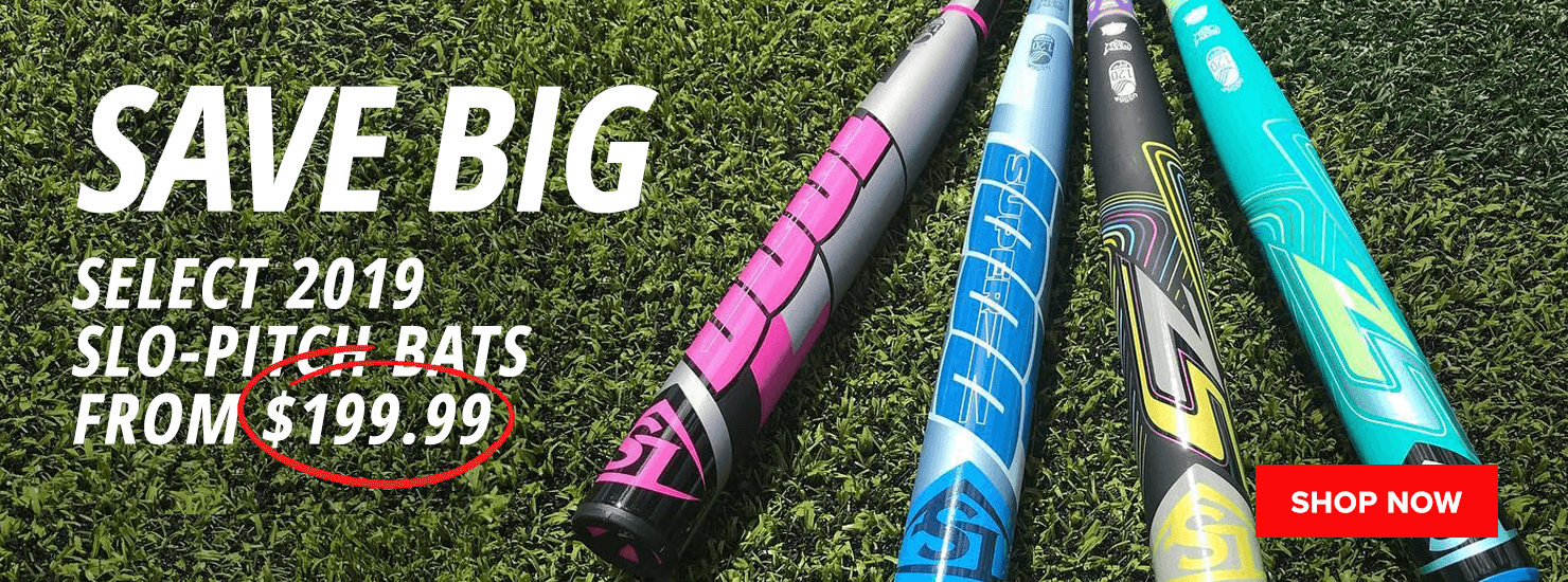 Discount Slo-Pitch Bats | Kahunaverse Sports