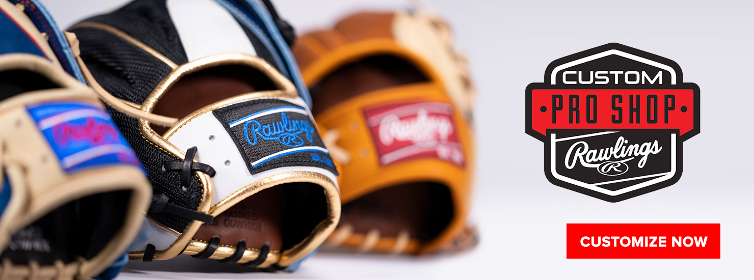 Rawlings Custom Glove Builder | Kahunaverse Sports