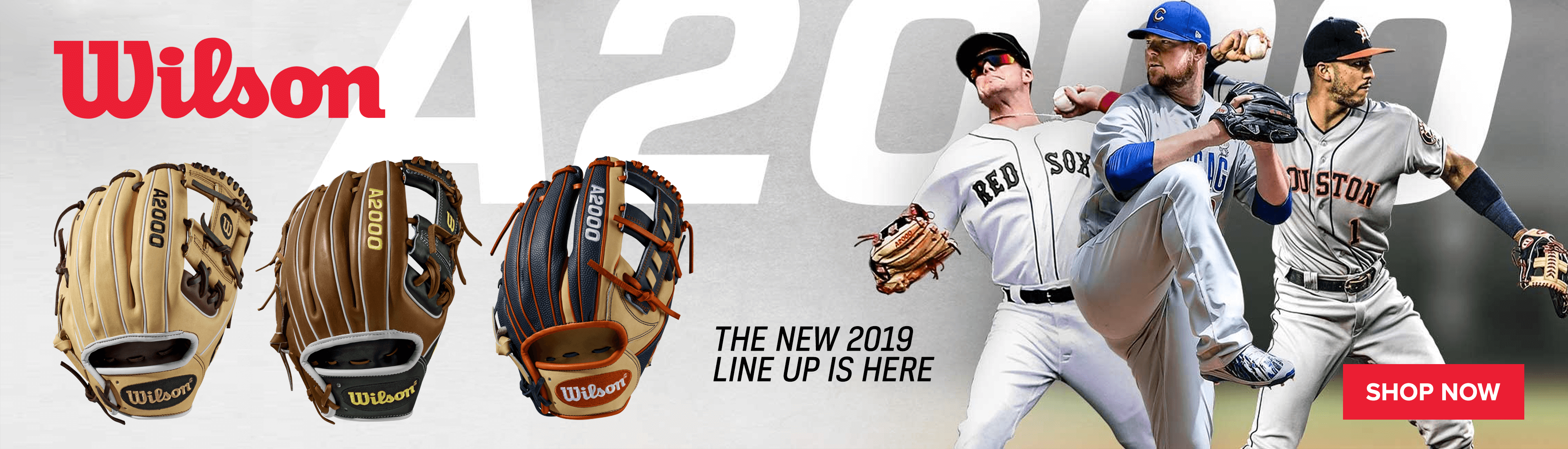 2019 Wilson A2000 Gloves | Kahunaverse Sports